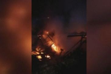 Пожарът, изпепелил читалището в Скребатно, тръгнал от печка?