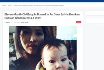 Пияни баба и дядо опекоха живо внучето си