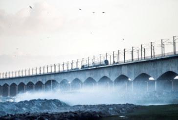 Влаков инцидент на мост, шестима души са загинали