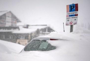 Сняг и арктически студ създават проблеми в Европа