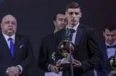 Кирил Десподов е футболист номер 1 на България за 2018 г., при дамите Евдокия Попадинова грабна статуетката