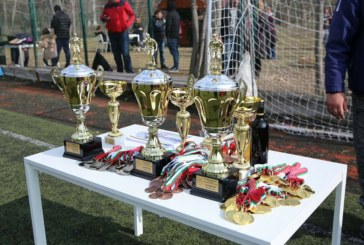 Сандански домакин на най-големия детски зимен футболен турнир
