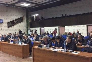 """Извънредно ! С 26 гласа """"за"""" местният парламент прие бюджета на община Благоевград"""