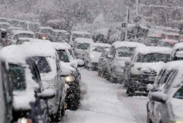 Ограничения в движението заради влошена зимна обстановка
