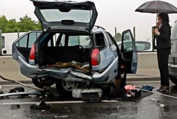 Двама българи ранени в катастрофа в Сърбия