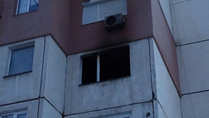 Благоевградчанка запали жилището си в кв.
