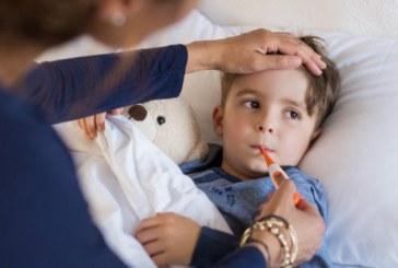 Как да реагираме, ако детето ни се разболее от грип