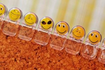 Флирт в чата: Значениe на емотиконите