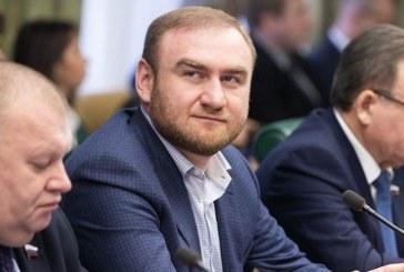 Руски сенатор е задържан по разследване за две убийства