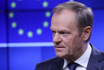 Туск: ЕС няма да преразглежда споразумението за Brexit