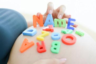 Ето кои са най-популярните имена на бебета у нас за 2018 г.