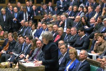 Вот на недоверие за Мей гласуват депутатите в сряда