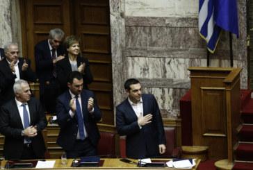 Един глас спаси Ципрас