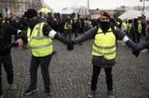 """""""Жълтите жилетки"""" отново протестират в Париж"""