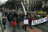 Нов протест в Будапеща срещу Орбан и трудовото законодателство