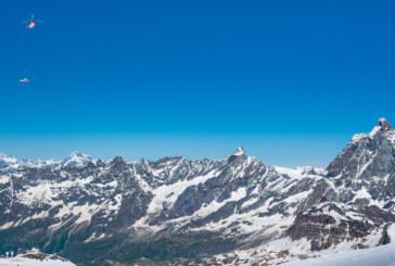 Четирима загинаха в катастрофа между самолет и хеликоптер в Алпите