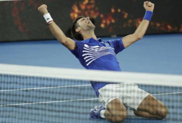 Новак Джокович отново шампион на Australian Open