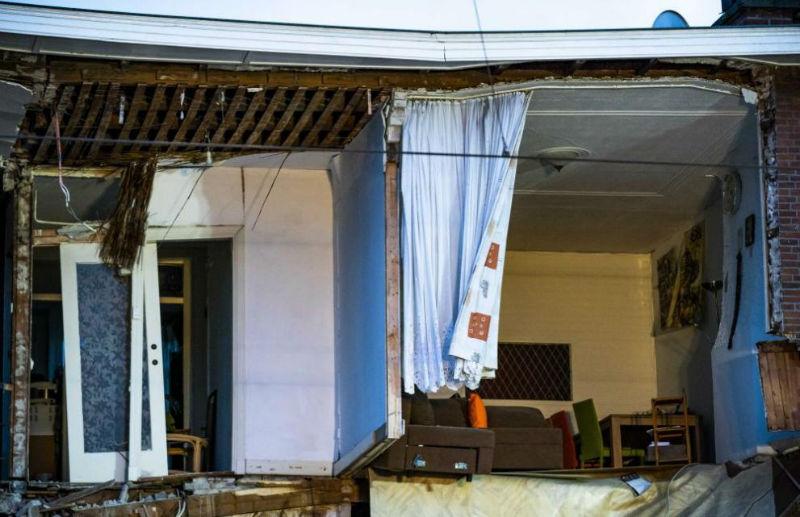 Извадиха последния човек, останал под рухналата сграда в Хага