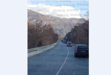 Първо в struma.bg! Акция на полиция и жандармерия в Гоцеделчевско