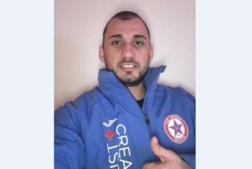 """Уволнен треньор на """"Пирин"""" (ГД) свали 8 кг и вкара 2 гола на о-в Корфу, трябва да олекне с още 7 кг"""