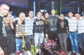 """Капитаните на """"Интер"""" и младите трикольори вдигнаха наздравици на хандбален рожден ден в Благоевград"""