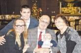Бившият вътрешен министър Веселин Вучков отпразнува 50-годишен юбилей в родната си къща в Стоб