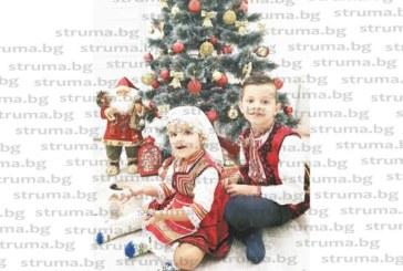 Децата на футболиста Светослав Дяков грейнаха в разложки народни носии