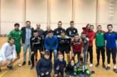 Звездните отбори на Д. Бербатов и Ив. Цветков изиграха таен мач по минифутбол в Благоевград
