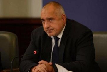 Б. Борисов обсъжда винетките на среща с кметовете