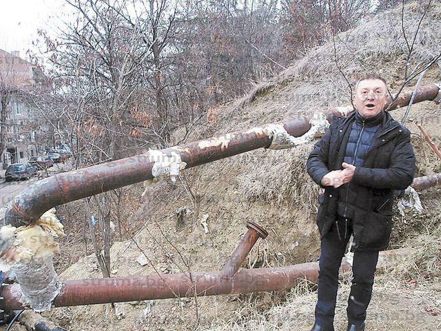 Хотелиерите общински съветници Хр. Ковачки и Р. Калайджиев в остър сблъсък за минералната вода на Благоевград