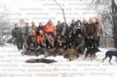 Ловците от Струма гръмнаха 9 глигана, напълниха фризерите с по 15 кг месо