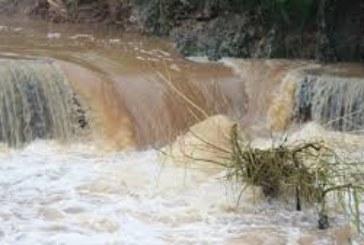 Опасност от наводнения в Югозападна България