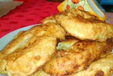 Картофени кюфтета със сирене