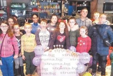 Кметска дъщеря събра приятели на весело парти за 9-и рожден ден