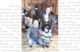 Кметът на Ковачевци празнува имен ден на Сурва, почерпи цялото село на площада