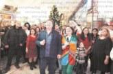 Софи Маринова гостува на ромите в Сандански за Банго Васил