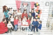 """С дрескод """"Мини Маус"""" малката дъщеря на полицай криминалист от Сандански отпразнува 4-и рожден ден с приятелчета"""