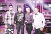 SPS Music Agensy отбеляза своята 13-годишнина с купон в Благоевград и раздаде фирмените Оскари
