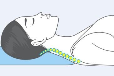 Спането по гръб осигурява най-качествена почивка през нощта