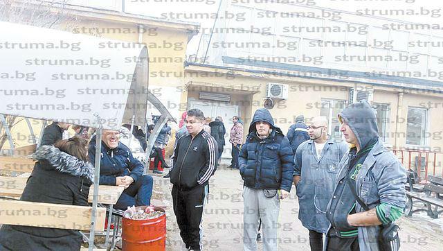 Работниците в завода за волани в Благоевград не знаят какво ги чака