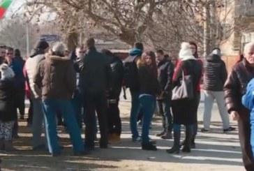 Протестите във Войводино продължават