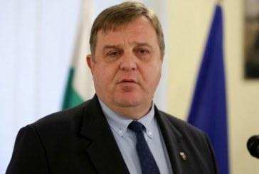 Каракачанов: Ако ГЕРБ подкрепят ДПС по циганския въпрос, аз трябва да подам оставка