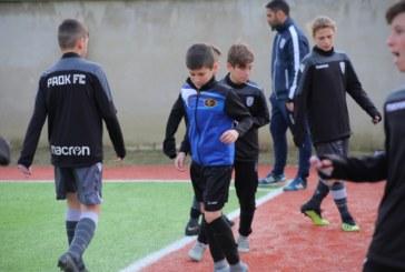 12-г. талант от Сандански се премени в екипа на гръцки гранд