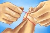 Защо трябва да носим червен конец със 7 възела!