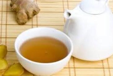Две рецепти за джинджифилов чай за скоростно отслабване и прочистване