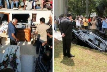 Пищните ромски традиции в погребенията /СНИМКИ/