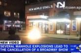 Серия експлозии разтърсиха Ню Йорк, евакуират хора