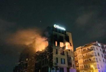 Мъж изгоря при пожар в дома си