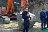 Първа копка на нов ловен дом в Сандански