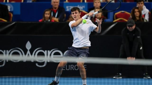 Вердаско сложи край на тенис приказката на Александър Лазаров